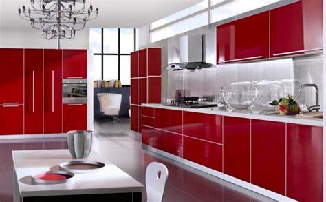 Red Kitchens : Ikea Red Kitchen Photos