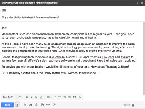 how to write a cold email that 33 of prospects will reply to