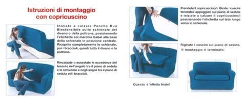 Copridivano Gabel Poncho Roma Duo