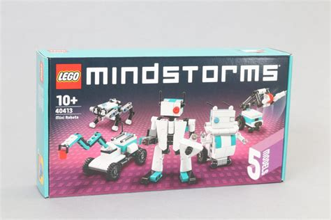 Free LEGO 40413 MINDSTORMS Mini Robots deal starts today