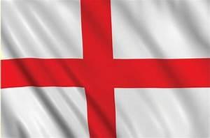 St George Cross England Flag 2 feet x 3 feet | Party Wizard