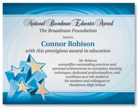 special award certificates paperdirect blog