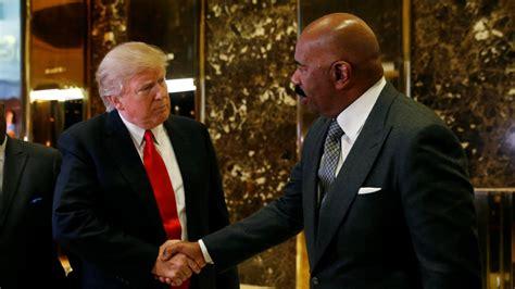 steve harvey battling   racism controversy visits