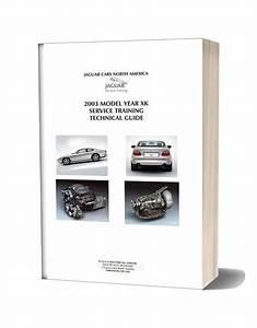 Jaguar Xk 2003 Service Training Guide