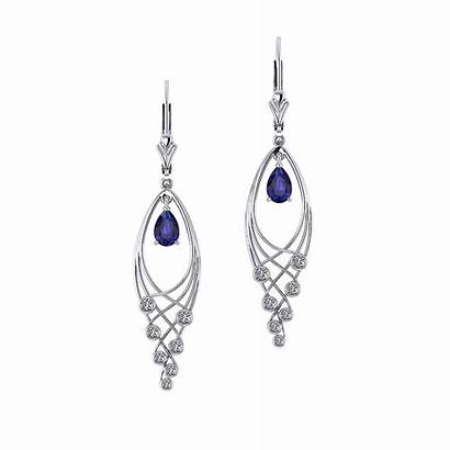 Sapphire Earrings Jingle Jewelry Designs Ep208 Wishlist