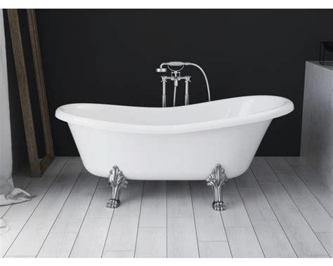 Alte Freistehende Badewanne by Freistehende Badewanne Rena 160x76 Cm Wei 223 Bei Hornbach Kaufen