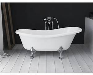 Freistehende Badewanne Günstig Kaufen : freistehende badewanne rena 160x76 cm wei bei hornbach kaufen ~ Orissabook.com Haus und Dekorationen