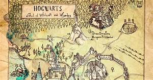 Hogwarts Map Official   www.imgkid.com - The Image Kid Has It!