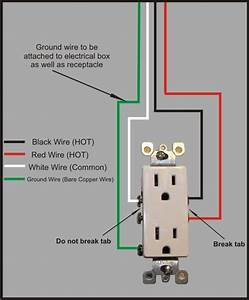 In Most Installations Of Electrical Outlets  The Plug Is
