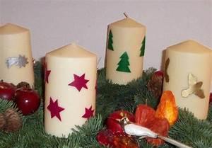 Kerzen Verzieren Weihnachten : selbstgebastelte weihnachtsgeschenke von kindern pitchpine mom ~ Eleganceandgraceweddings.com Haus und Dekorationen
