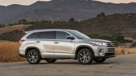 2018 Toyota Highlander Review & Ratings Edmunds