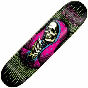 zero skateboards zero our 2 skateboard deck 8 0 quot zero skateboards from