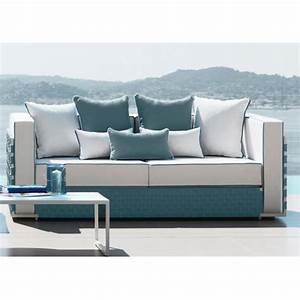 canape d39exterieur lily pour jardin design talenti With canapé 2 places moderne