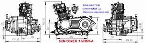 Gy6 150cc Engine Atv 125cc Atv Engine With Reverse Gear