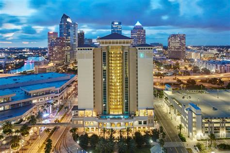 Embassy Suites by Hilton Tampa Downtown Convention Center ...