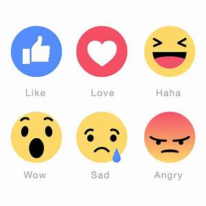 Facebook Emoticons icons vector pack in (.EPS + .AI) free ...