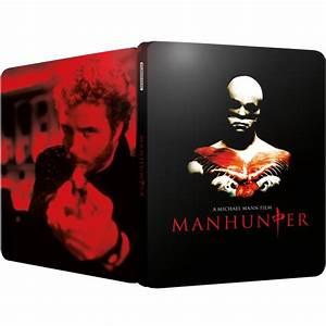 Manhunter Zavvi Exclusive Limited Edition Steelbook