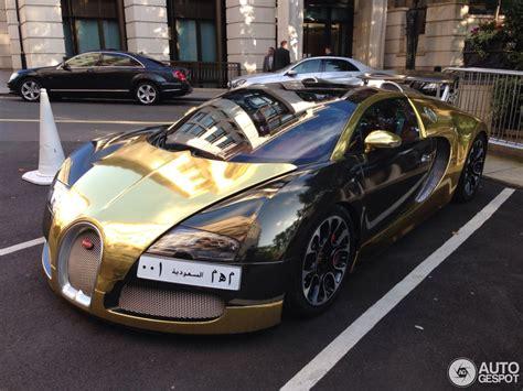 Golden Bugatti Veyron by Bugatti Veyron Gold And Black Wallpaper 1024x768 5089