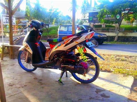 Modif Mio J by Mio J Modifikasi Thailand Thecitycyclist