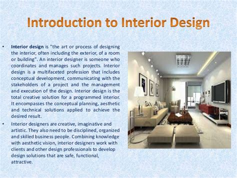 Training Interior Designer Course