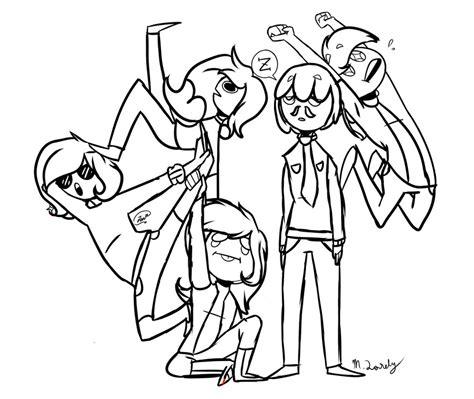 (draw Your Squad!) Save Me By Lovelysparkle12 On Deviantart