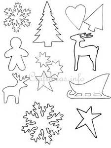 crafts for templates shapes and silhouettes
