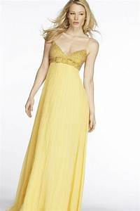 yellow wedding dresses With pale yellow wedding dress