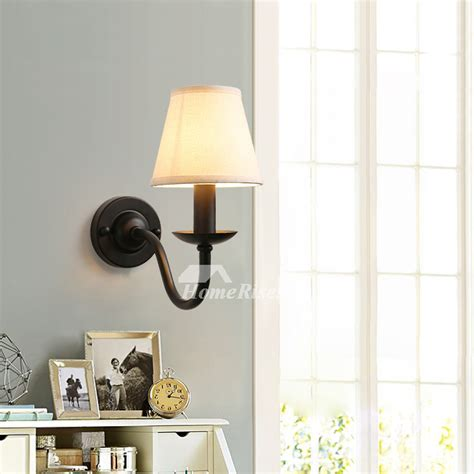 wrought iron wall sconces lighting rustic wall sconces black wrought iron lighting fabric