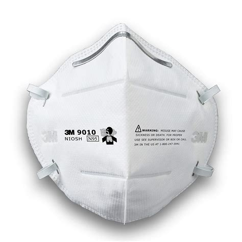disposable  particulate respirator face mask