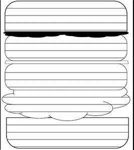 team lindeke extended response hamburger With burger writing template