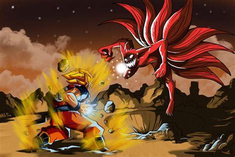 Anime Debate Images Goku Vs Naruto Hd Wallpaper And