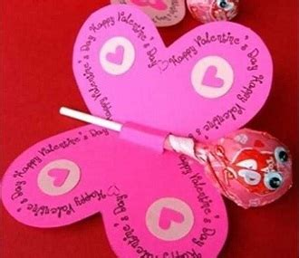 Cute Valentine's Crafts for Kids