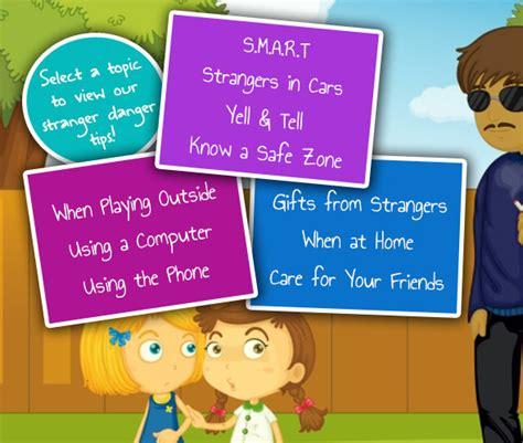 danger tips safety 4 309 | stranger danger