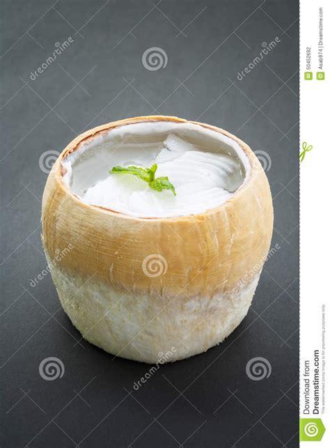 agar de noix de coco dessert asiatique photo stock image 50452692