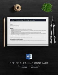 Cleaning Proposal Template Word Cleaning Contract Template 27 Word Pdf Documents