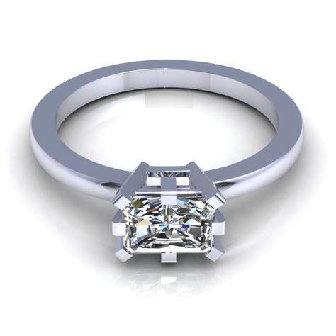 Emerald Diamond Ring 3d Model 3d Printable Stl  Cgtraderm. 10x7mm Engagement Rings. Jyotish Rings. Ct Diamond Engagement Rings. $1200 Engagement Rings. Abalone Rings. H Color Engagement Rings. Marble Wedding Rings. Manisha Wedding Rings