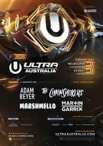 Godskitchen Melbourne Line Up by Ultra Australia Announces Phase One Lineup Ultra