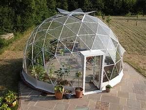 Geodesic Dome Buildings and Glasshouses - Solardome Industries
