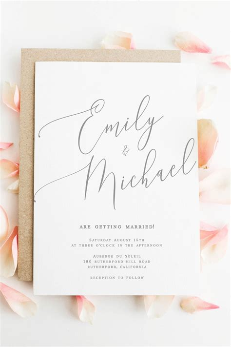 How to Save on Wedding Invitations: 7 Ideas for Creating