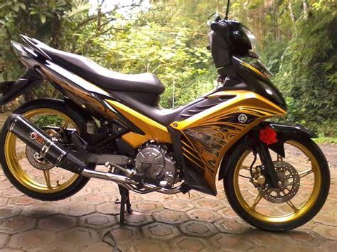 Gambar Modifikasi Motor Jupiter Mx by Gambar Modifikasi Motor Yamaha New Jupiter Mx Terbaru