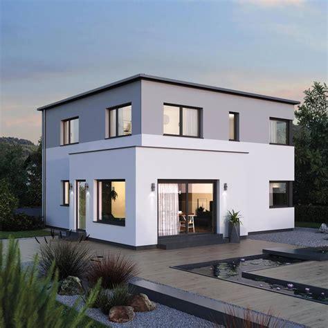 modernes einfamilienhaus elk haus  elk fertighaus
