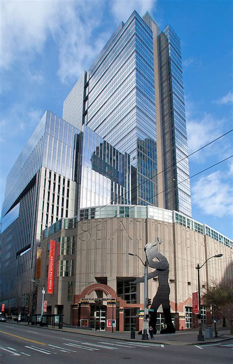 Seattle Art Museum, Russell Investments Center, First