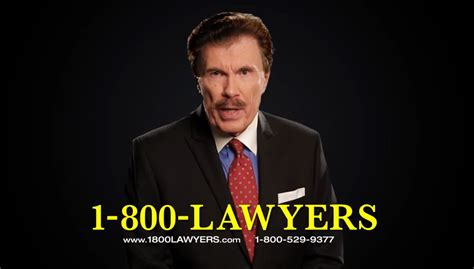 Attorney Bruce Davis, founder and TV pitchman for 1-800 ...