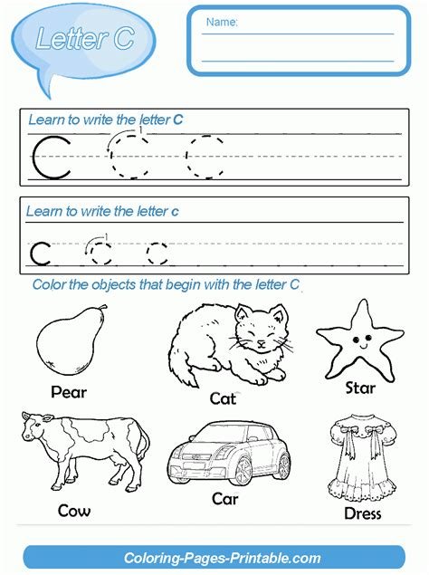 best of letter a worksheets for preschool goodsnyc