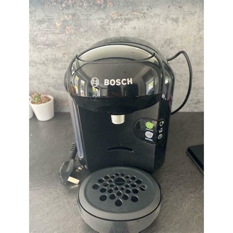 A discount on your first order, but also personal offers, tips and recommendations. Tassimo Bosch Coffee Machine with pod holder | in Coalville, Leicestershire | Gumtree