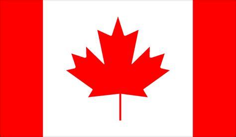 Canada Flag sticker - Colourfast Graphics