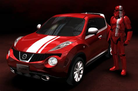Star Wars-themed Nissan Juke Personalized Package Image 195620