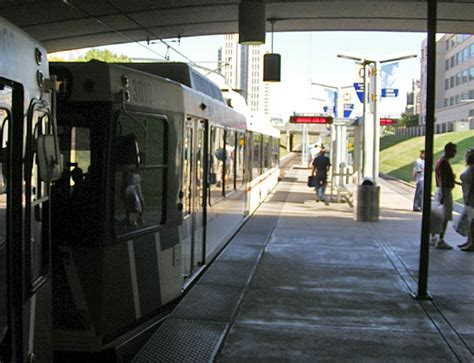 St Louis Light Rail by Shadow And Sunlight