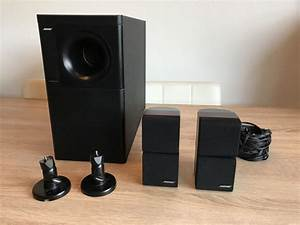 Vente Privée Bose : complete bose acoustimass 5 series 2 redline ambient sound from only 2 speakers catawiki ~ Medecine-chirurgie-esthetiques.com Avis de Voitures