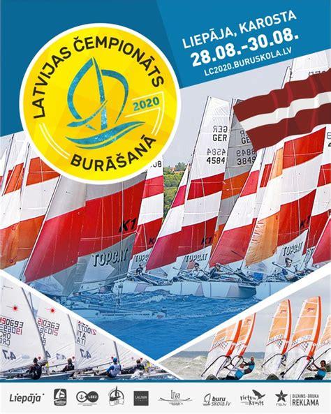 Latvijas čempionāts burāšanā 2020 jau šajā nedēļas nogalē - sailinglatvia.lv